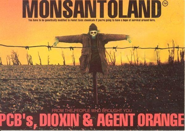Τα χημικά προϊόντα της Monsanto συνεχίζουν να έχουν αντίκτυπο στον κόσμο