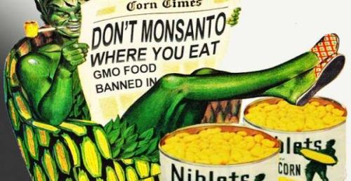 Monsanto - Πρόκειται για μια κερδοσκοπική εταιρία που παρασκευάζει δηλητηριώδη χημικά.